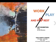 Last chance to see: Art exhibition at YMCA Crouch End