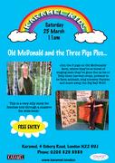 Karamel Kids: Old McDonald and the Three Pigs Plus...