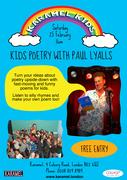 Karamel Kids: Poetry for Kids with Paul Lyalls