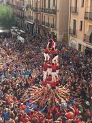 Human Towers exhibition