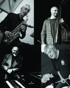 Jazz at Karamel: Chris Biscoe, John Critchinson, Dave Whitford, Stu Butterfield