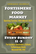 Fortismere Food Market (Sundays)