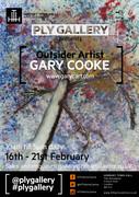 'THE OUTSIDER ARTIST' - Gary Cooke