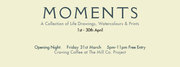 'MOMENTS' Exhibition in Tottenham