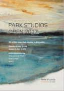 Park Studios Open 2017, 26 artists, admission free