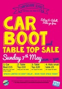 Car Boot Sale at Campsbourne
