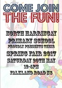 Spring Fair - North Harringay Primary School