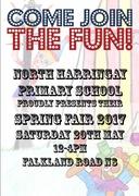 Spring Fair - North Harringay Primary School