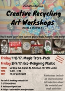 Creative Recycling Art & Craft: Magic Tetrapack!