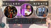 Collage Nights – Soulful Jazz, Country Noir and Hip-Hop