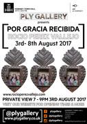 'Por Gracia Recibida' by Rocio Perez Vallejo