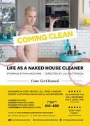 Coming Clean: Life As A Naked House Cleaner