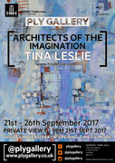 'Architects of the Imagination' - Tina Leslie