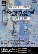 Art Exhibition by local artist Tina Leslie @ Hornsey Town Hall (until Sept 26th)