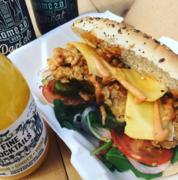 Tottenham Social : Vegan Fast Food w Pigout