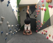 Yoga with Beccy at Stronghold!