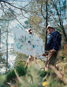 Gallery talk: Art, my friend Cornelius and me