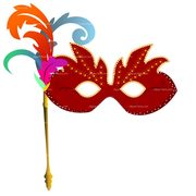 Black History Month: Half Term Family Activities - Venetian Masks