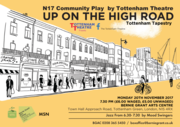 Up on the High Road - Tottenham Theatre