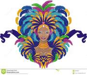 Black History Month: Half Term Family Activities - Carnival Crowns