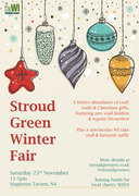 Stroud Green WInter Fair 2017