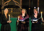 Stroud Green Festival presents - A Candlelit Concert of Medieval Christmas Music