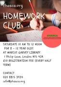 PHASCA Homework Club
