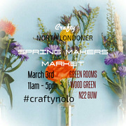 Spring Makers Market - Handcrafted in North London