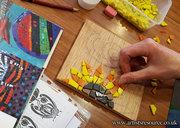 Beginners Mosaic Art Class