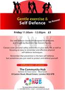 self defense (every Friday)