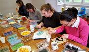 Sculptural Mosaic Art Class - All skill levels