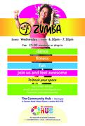 Zumba Class (Wednesdays)