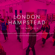 Affordable Art Fair - Hampstead