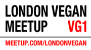 London Vegan Drinks – First Saturday of the Month – May 2018
