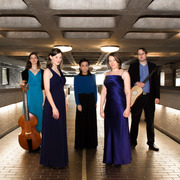 Ceruleo perform Purcell at Stroud Green and Harringay Library