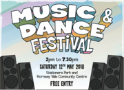 Free Music and Dance Festival