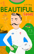 Samba Theatre, Ensemble Devising and Football Choreography. Friday 11th May: 5.30-8.30pm Unit K5 Arena Design Centre, 71 Ashfield Road, London N4 1FF London, United Kingdom 'The Beautiful Game' is: A
