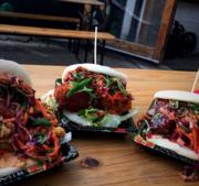 Tangy's Tasty Stuff (Bao Menu) at Tottenham Social