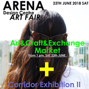 Arena Design Centre Art Fair, Harringay