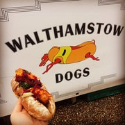 Walthamstow Dogs (Gourmet Hog Dogs) at Tottenham Social