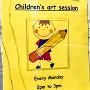Free Craft Fun for under 5s at Stroud Green and Harringay Library
