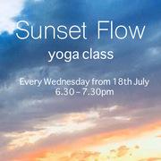 Sunset Flow Yoga Classes