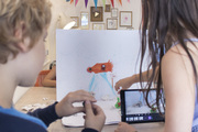 Summer Holiday Kids Art Club: Stop Motion Animation