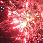 Wild Wolf Explorer Scout Unit's Community Fireworks Display