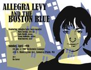 Allegra Levy-& The Boston Blue