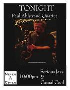 Paul Ahlstrand Quartet
