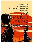 The Samurai String Squad Featuring Jeremy Harman