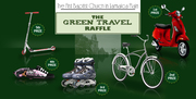 Green Travel Raffle
