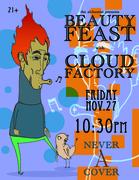 Cloud Factory & From Brooklyn NY Beauty Feast