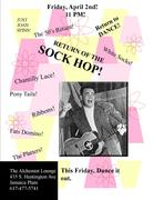The Return Of The Sock Hop
